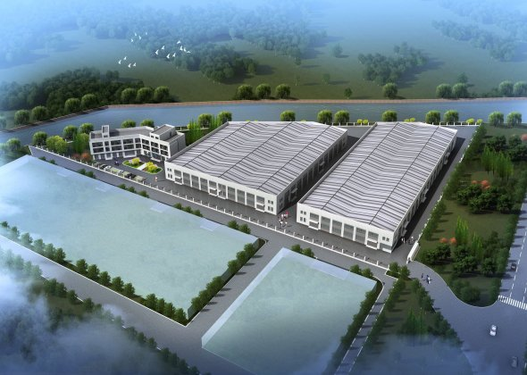 GOSUN Changxing Plant Foundation Ceremony