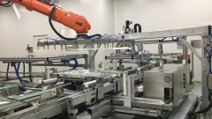 Full automatic PVB assembly line