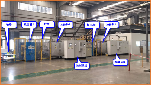 Nipper roll line for sidelite
